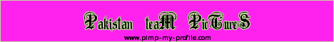 Banner generated at Pimp-My-Profile.com